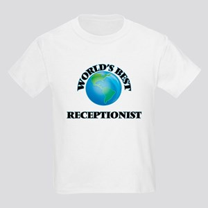 World's Best Receptionist T-Shirt